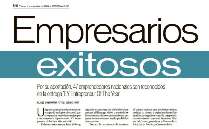 Castelplast Prensa Reforma Club